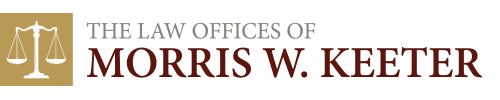 The Law Offices of Morris W. Keeter logo